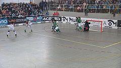 Hockey patines - Copa de la Reina. Final: Hostelcur Gijón - Calmar Vilanova