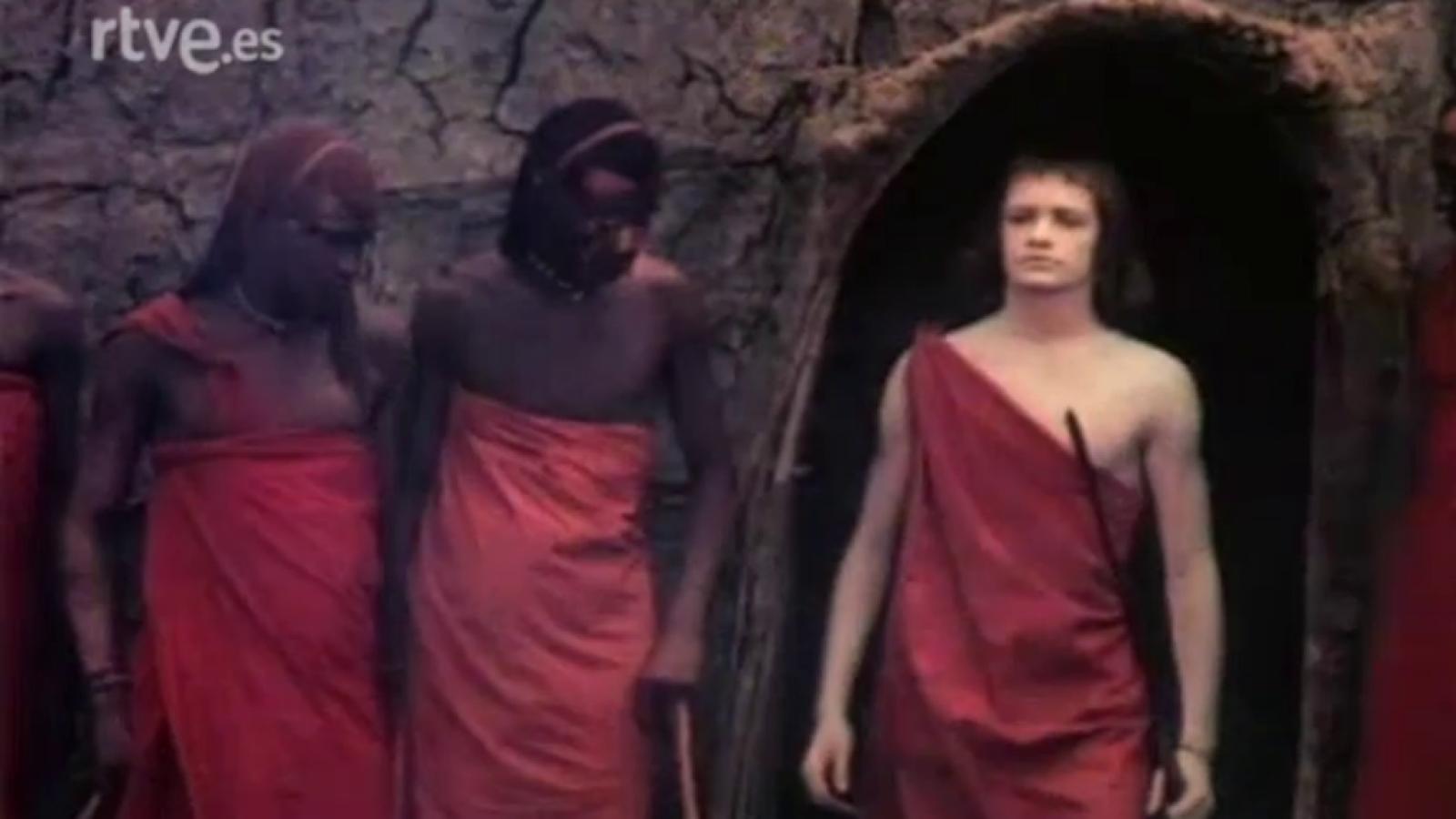Sabadabada - Secuencia de la serie 'Orzowei'