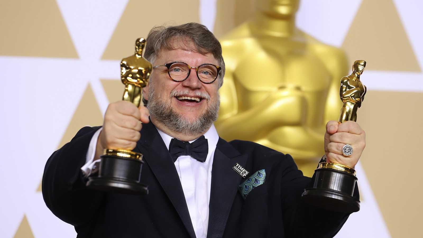 'La forma del agua' de Guillermo del Toro triunfa en los Oscar de la diversidad