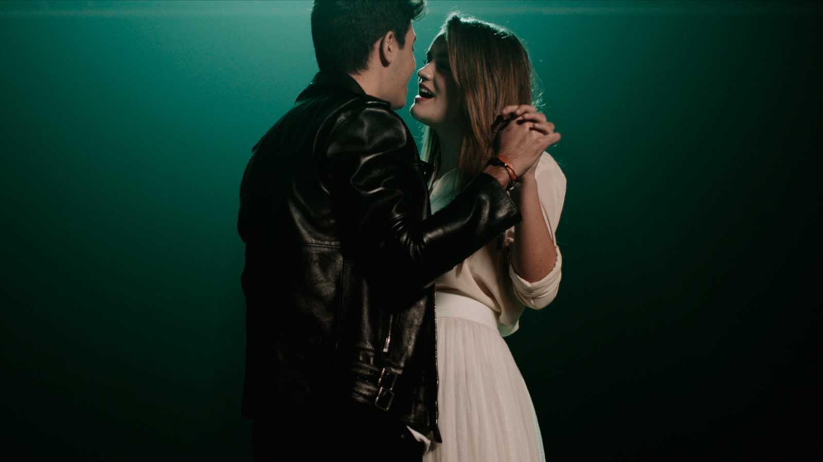 Amaia y Alfred presentan su videoclip en el prime