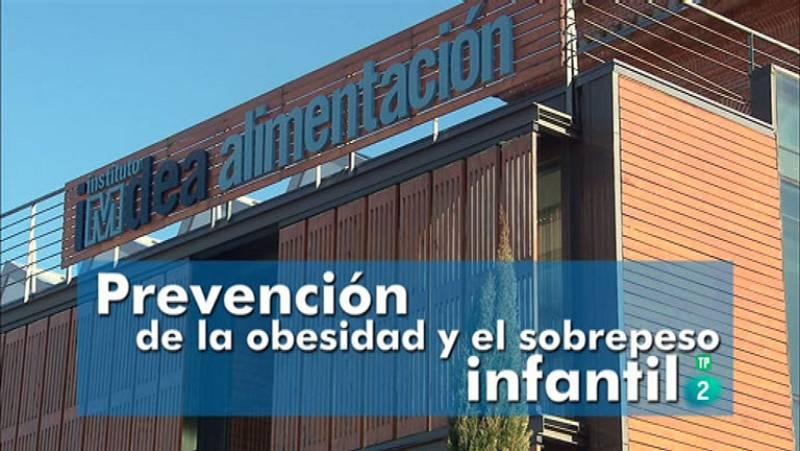 La aventura del saber Obesidad infantil sobrepeso ALADINO IMDEA Alimentación #AventuraSaberSociedad