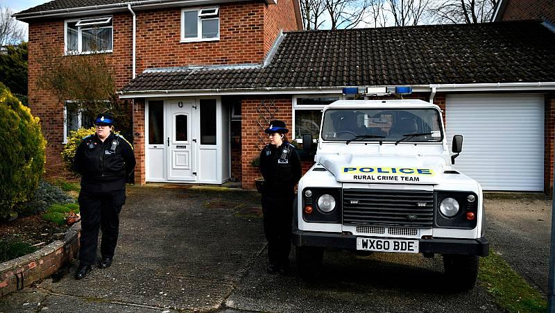 Reino Unido advierte de que responderá si Rusia está detrás de la intoxicación de un antiguo espía