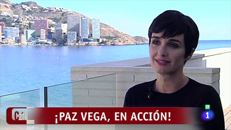Paz Vega habla en 'Corazón' sobre su personaje en 'Fugitiva'