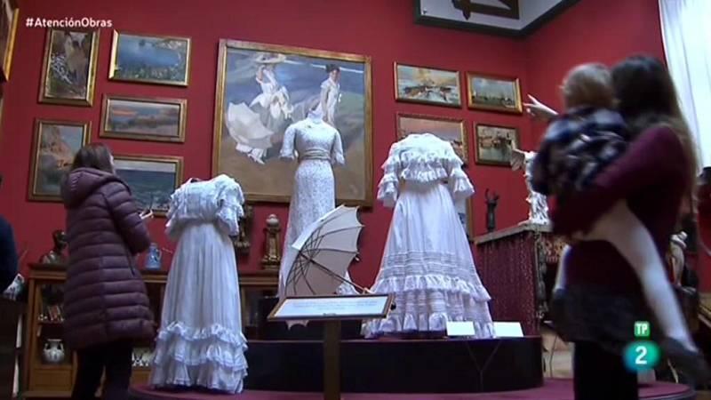 """Atención obras - Ana Locking, nos hará de guía en la exposición """"Sorolla y la moda"""""""