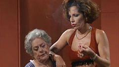 Función de tarde - La abuela echa humo