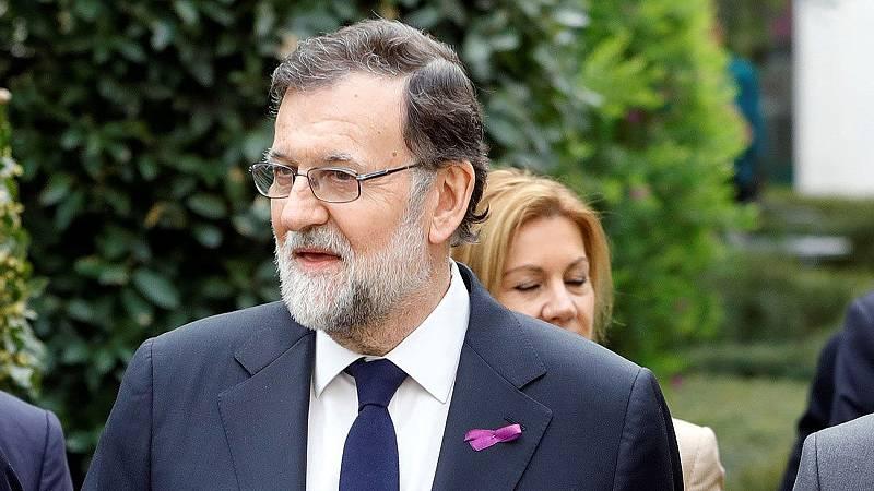 """Rajoy se compromete a trabajar por la igualdad real """"sin regatear ni un solo esfuerzo"""""""