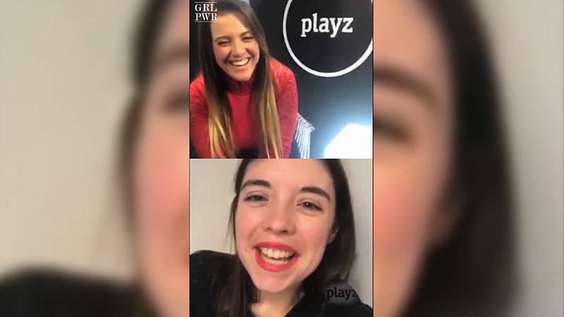 GRL PWR - Mira el directo de Instagram Stories de Luna Miguel