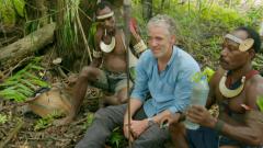 Documenta2 - Las tribus y yo: pueblo del cocodrilo de Nueva Guinea