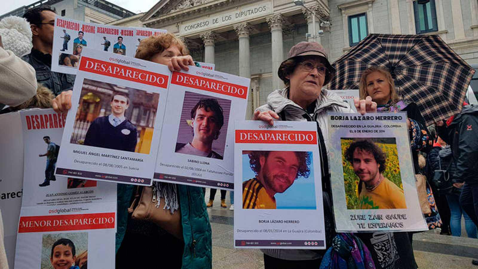 Hoy se celebra el Día Nacional de las Personas Desaparecidas