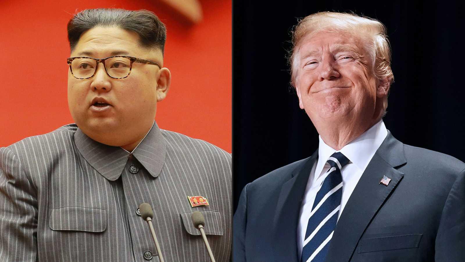 La comunidad internacional reacciona con expectativas ante la noticia de un posible encuentro entre Donald Trump y Kim Jong-un