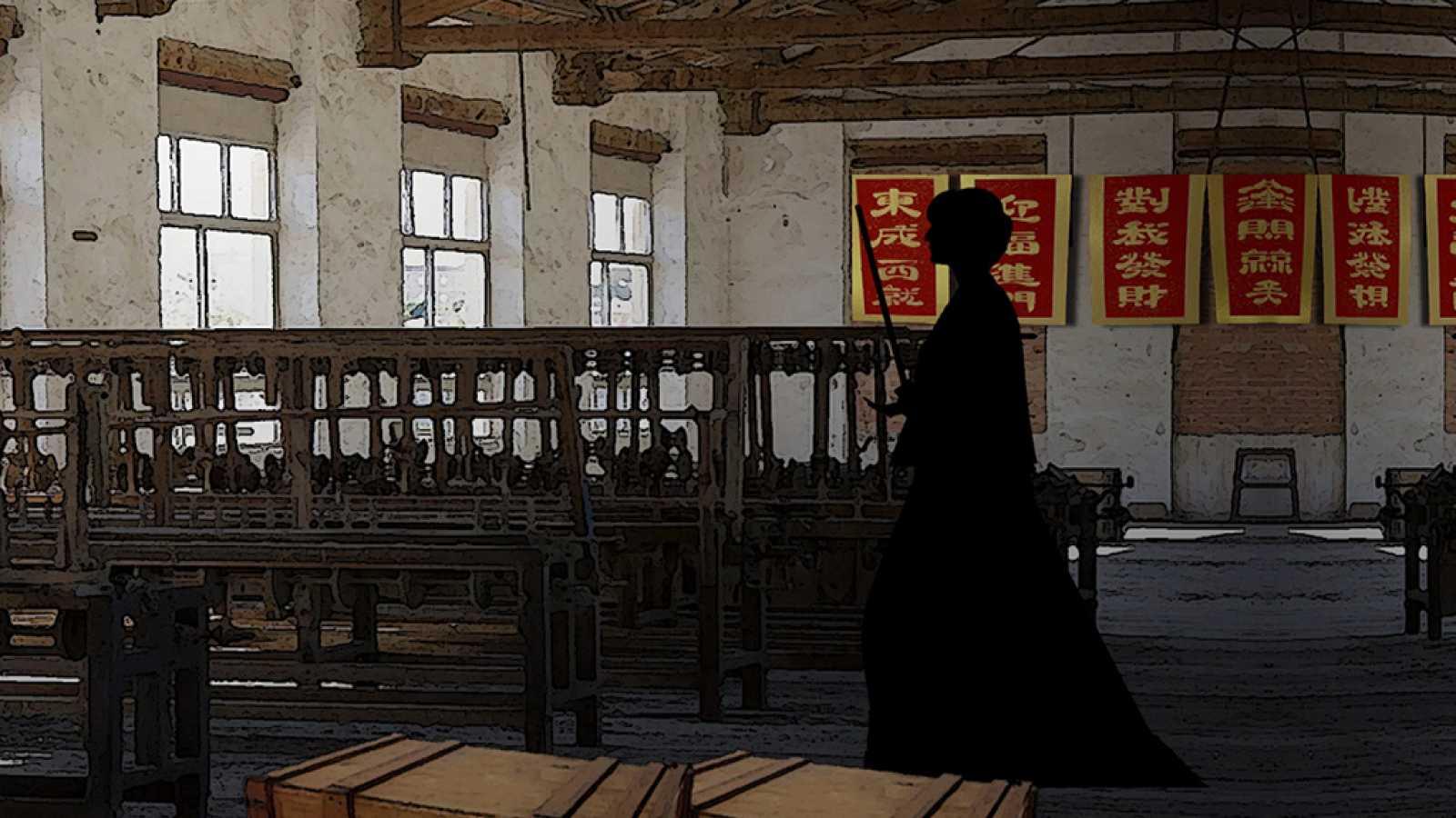 Mujeres viajeras - Giuseppina Croci (La China) - ver ahora