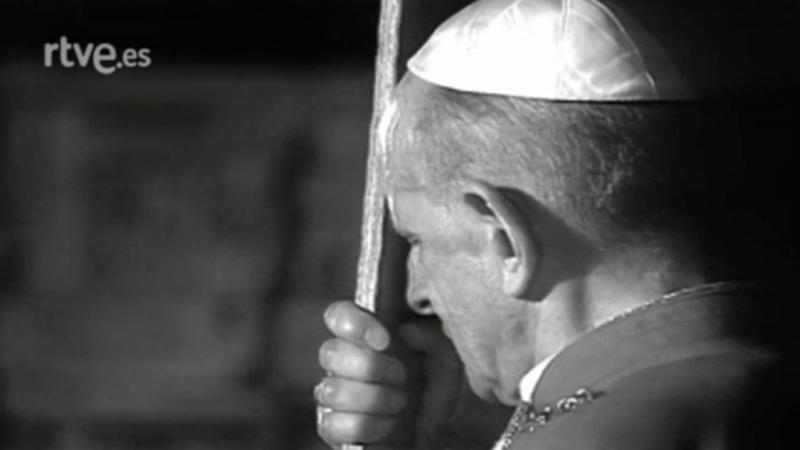 Vía Crucis del Viernes Santo Oficiado por el Papa Pablo VI