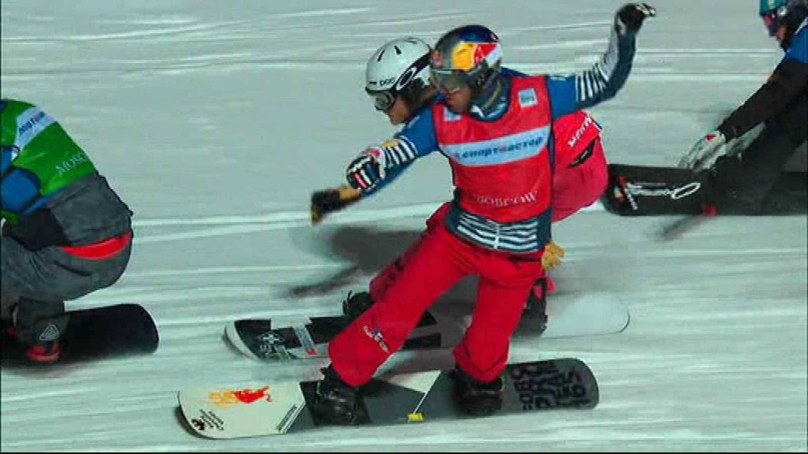 Snowboard - Copa del Mundo Finales SnowboardCross  - ver ahora