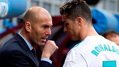 """Zidane: """"Cristiano es de otra galaxia"""""""