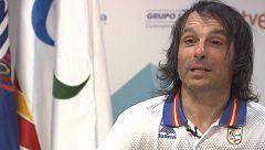 Víctor González ve cumplido su sueño en los Paralímpicos