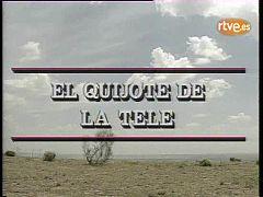 Informe semanal - Don Quijote: Rodaje de la serie