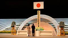 Japón recuerda a las miles de victimas del terremoto y tsunami