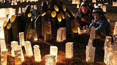 Japón recuerda a las miles de victimas del terremoto y tsunami en el séptimo aniversario de la tragedia