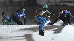 Snowboard - Copa del Mundo. Finales SnowboardCross por Equipos
