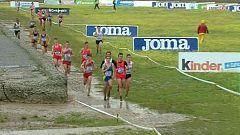 Cross - Campeonato de España. Carrera Promesas masculina