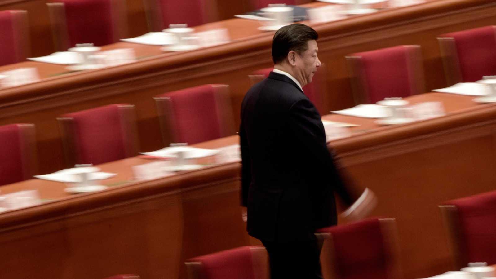 China aprueba la reforma de la Constitución que da una presidencia indefinida a Xi Jinping