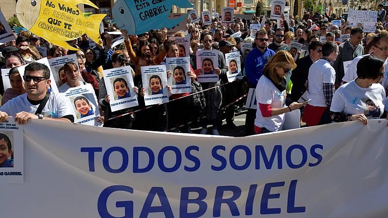 Los líderes políticos expresan sus condolencias por el hallazgo del cuerpo sin vida de Gabriel