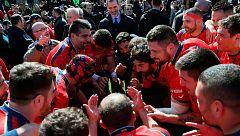 España, más cerca del Mundial de rugby tras arrollar a Alemania (84-10)