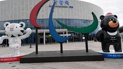 Paralímpicos Pyeongchang 2018. Comienza el snowboard cross