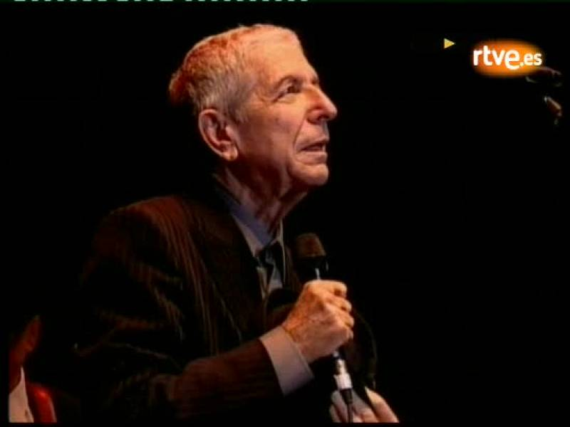 Leonard Cohen - The Future