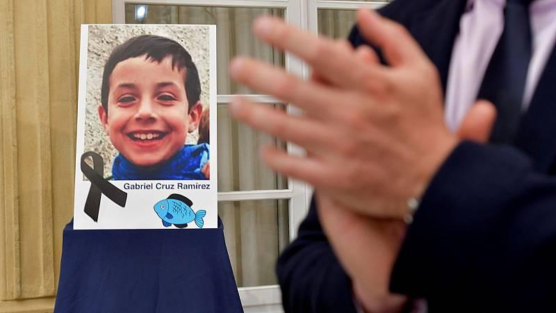 Gabriel Cruz murió estrangulado el día de su desaparición, según la autopsia