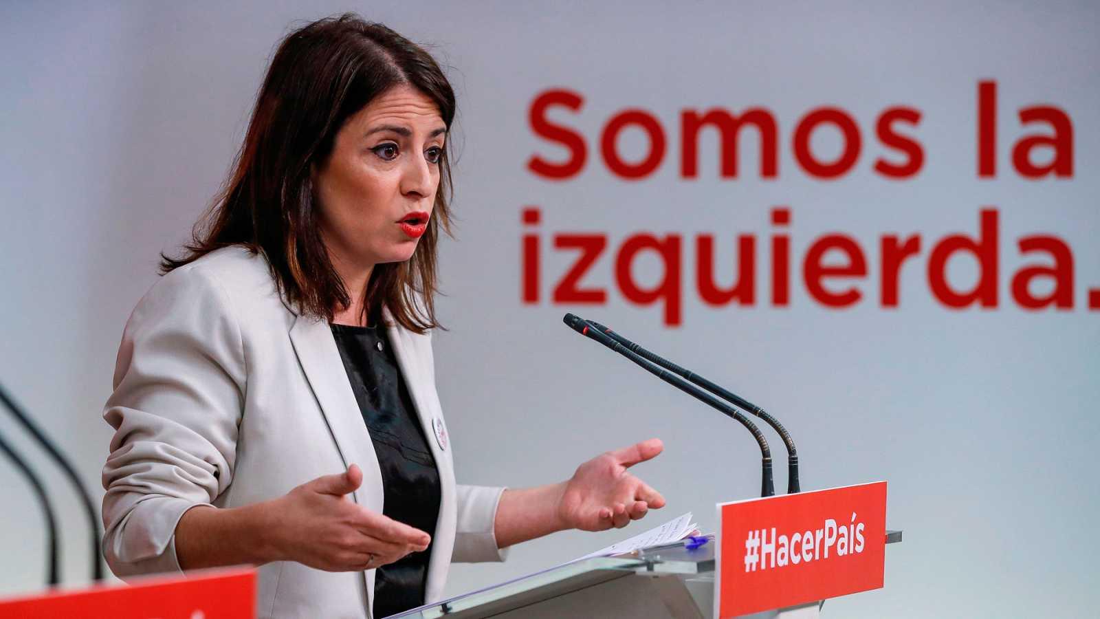 PSOE, Podemos y PNV insisten en su rechazo a la prisión permanente revisable