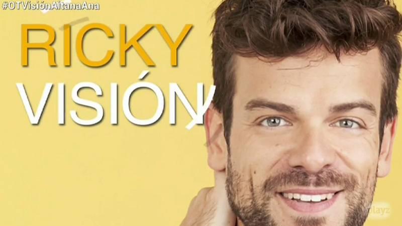 Ricky presenta a los países nórdicos del Festival