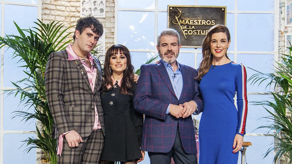 Maestros de la costura - Programa 5 Completo - RTVE.es