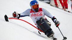 Juegos Paralímpicos de Invierno  Pyeongchang - Esquí alpino Super Gigante Combinada (2)