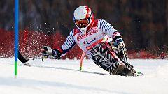 Juegos Paralímpicos de Invierno  Pyeongchang - Esquí alpino Super Gigante Combinada (1)