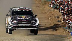 WRC - Campeonato del Mundo. Rally de México. Resumen