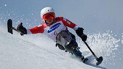 Juegos Paralímpicos de Invierno Pyeongchang - Esquí Alpino Slalom Gigante Masculino 1ª Manga