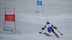 Juegos Paralímpicos de Invierno Pyeongchang - Esquí Alpino Slalom Gigante Masculino 2ª Manga