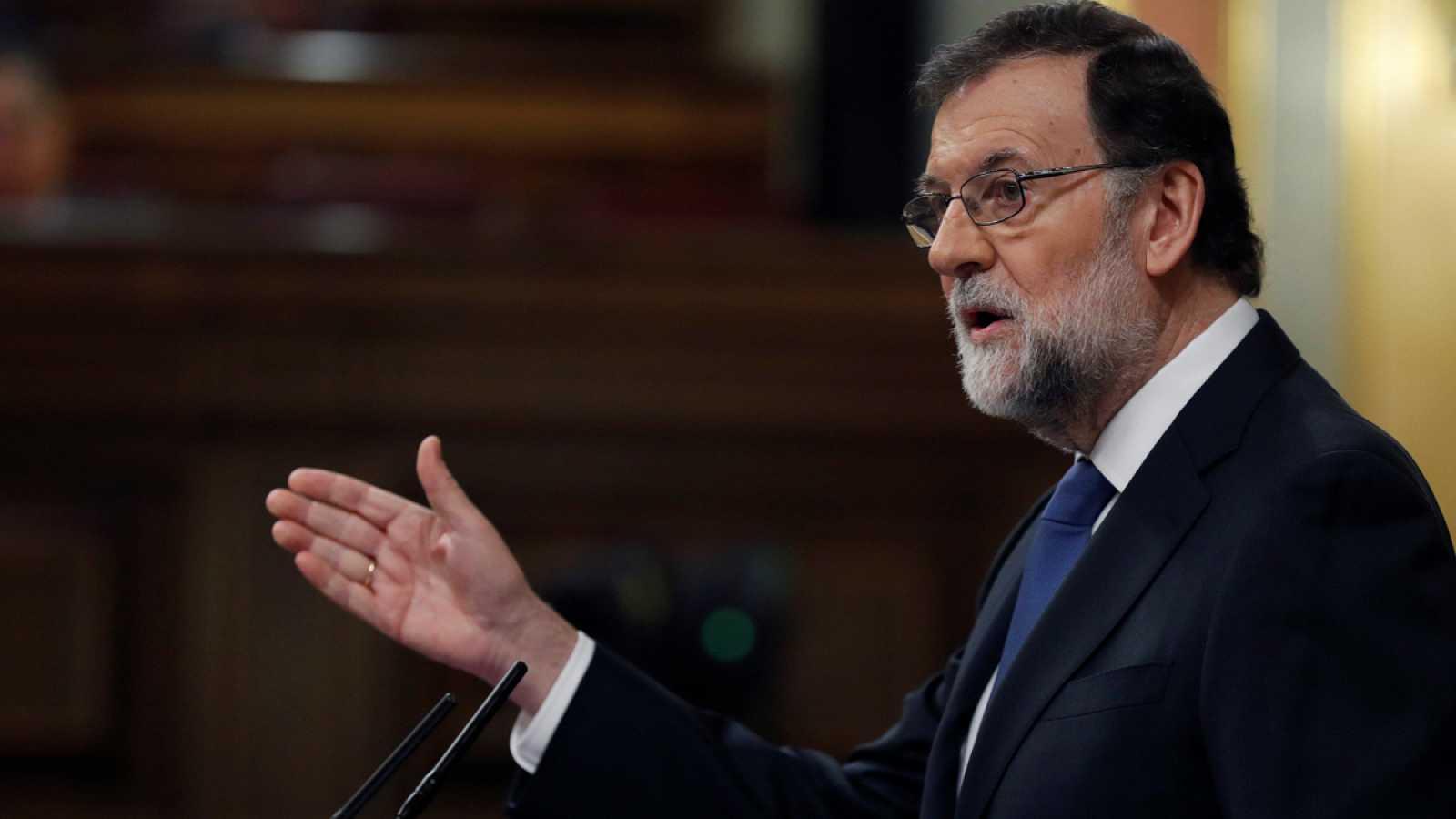 Rajoy se muestra favorable a la subida de las pensiones más bajas al ritmo del IPC