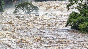 Territorios del monzón: el diluvio