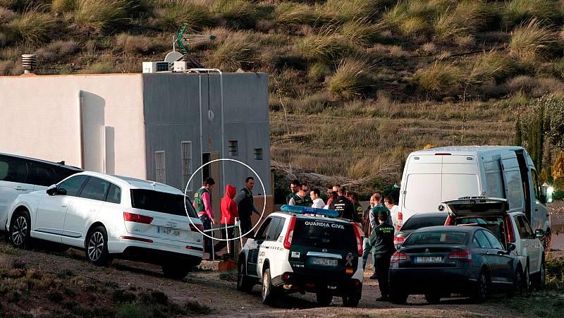 La Guardia Civil encuentra el hacha con el que Ana Julia Quezada golpeó a Gabriel