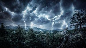 Territorios del monzón: esperando la lluvia
