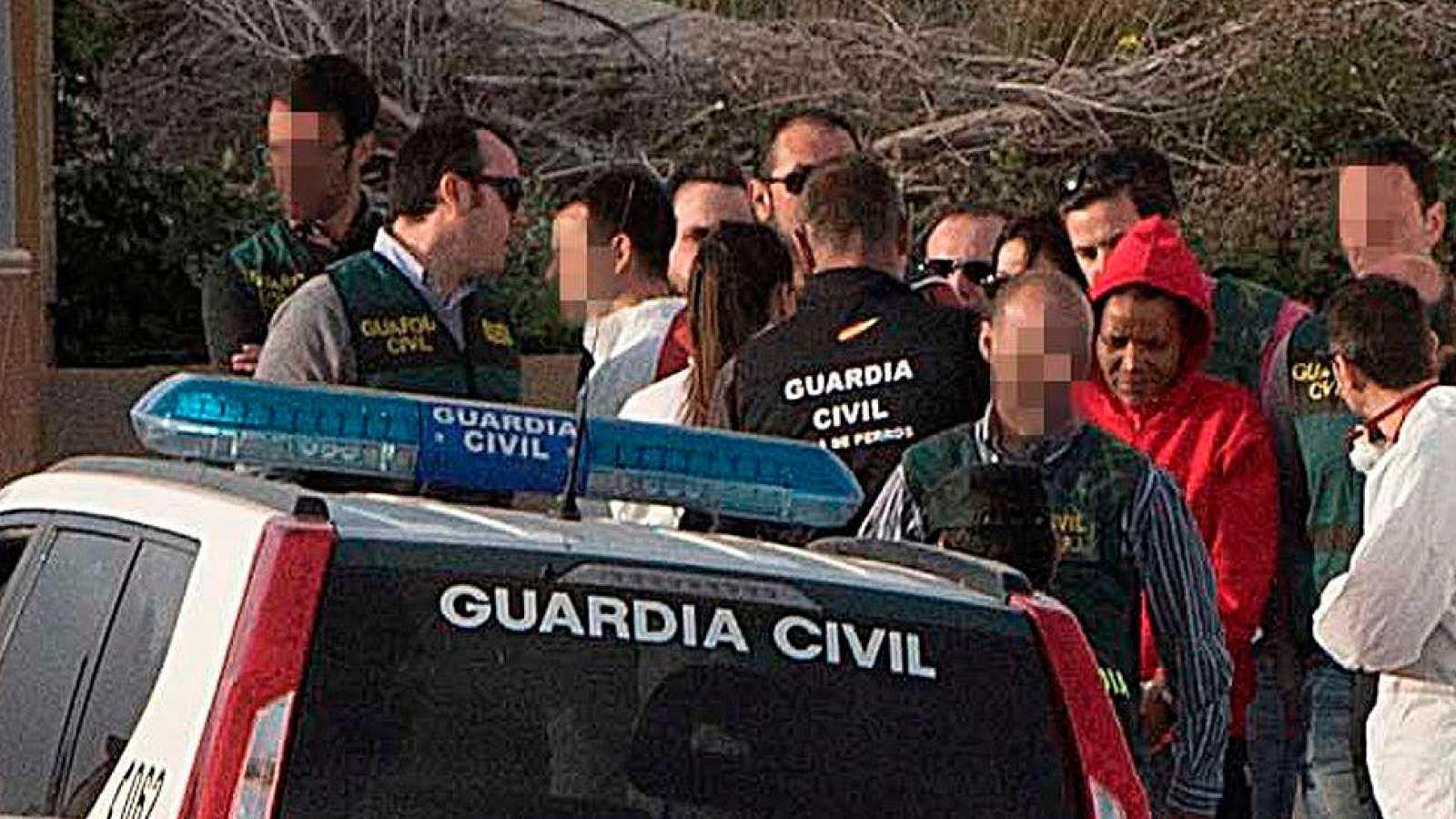 """La Guardia Civil concluye que Ana Julia Quezada """"actuó sola"""" y mató a Gabriel en la finca"""