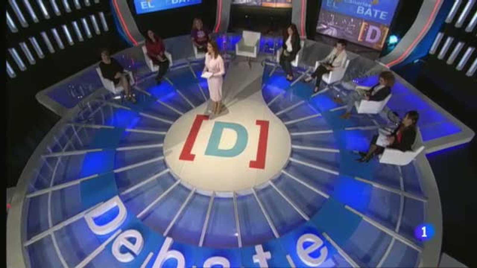 El Debate de La 1 Canarias - 15/03/2018