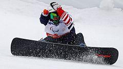 Juegos Paralímpicos de Invierno Pyeongchang - Snowboard Banked Slalom (1)