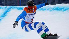 Juegos Paralímpicos de Invierno Pyeongchang - Snowboard Banked Slalom (2)