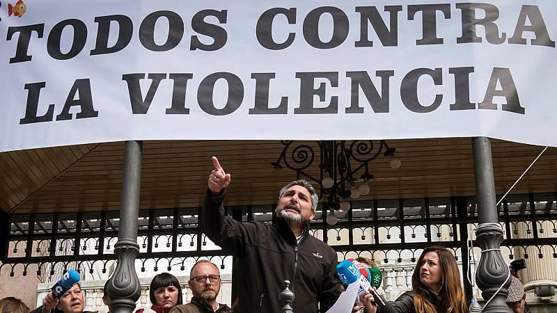 Miles de personas se concentran en Huelva a favor de la prisión permanente revisable