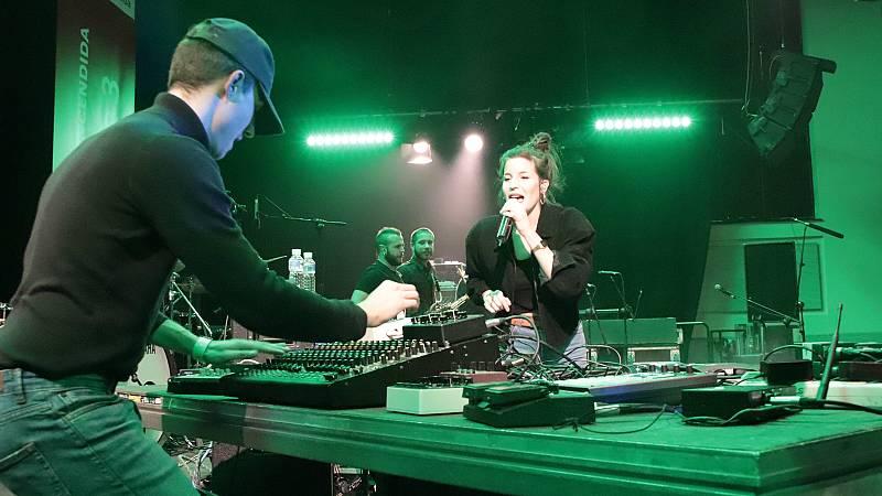 La Radio Encendida 2018 - Iseo & Dodosound - 18/03/18