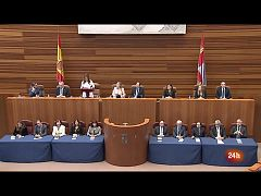 Parlamento - Otros parlamentos - 35 años del Estatuto de Castilla y León - 17/03/2018