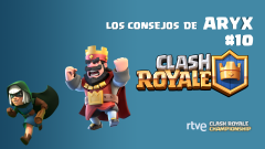 Clash Royale - Los consejos de Aryx 10 - Cómo mejorar en Clash Royale